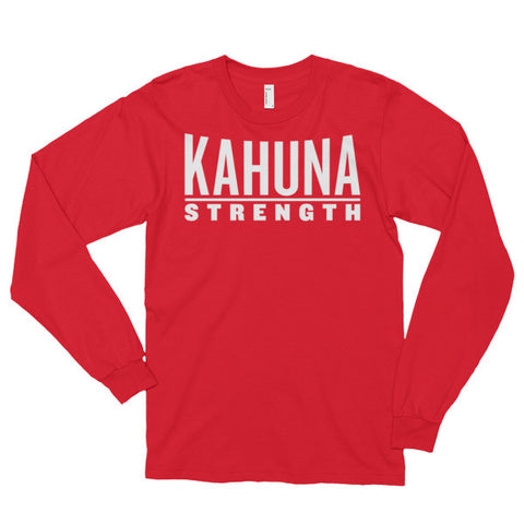 Long sleeve tee - Kahuna Strength™