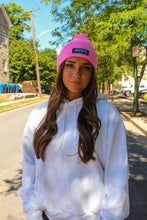 Load image into Gallery viewer, JERPA Pink Breast Cancer Awareness Beanie