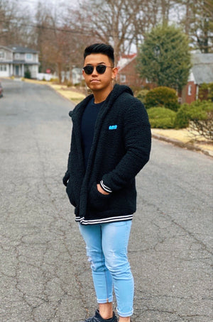 JERPA™ Black Cardigan