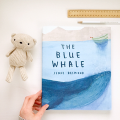 Book of the week / The Blue Whale