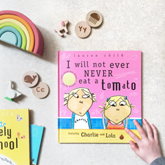 Book of the week / I Will Not Ever Never Eat A Tomato