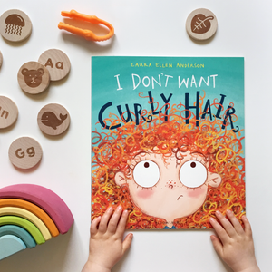 Book of the Week / I Don't Want Curly Hair