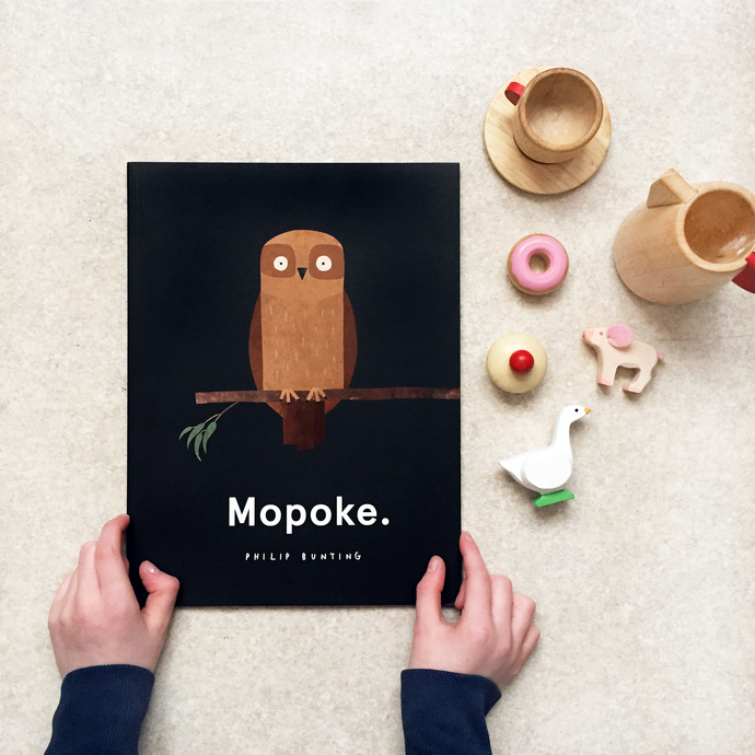 Book of the week / Mopoke
