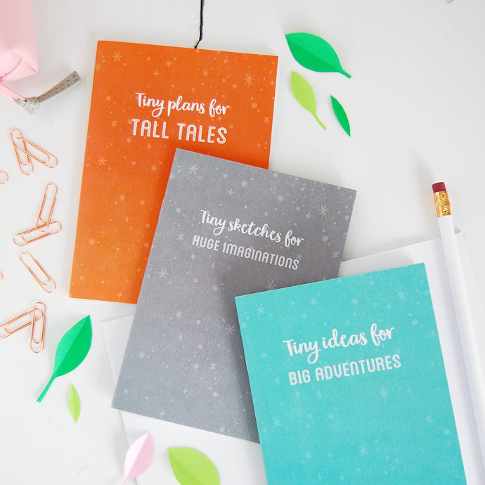 a teeny obsession with stationery and lists