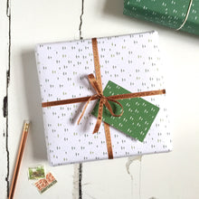 Mini Forest Wrapping Paper Set - Clara and Macy