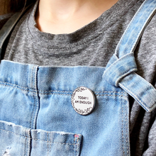A Letterbox Of Positive Pin Badges