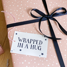 Wrapped In A Hug Wrapping Paper Set