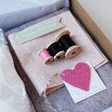 Make Your Own Kitten Craft Kit - Clara and Macy