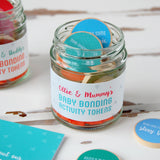 Personalised New Parents And Baby Bonding Gift Set
