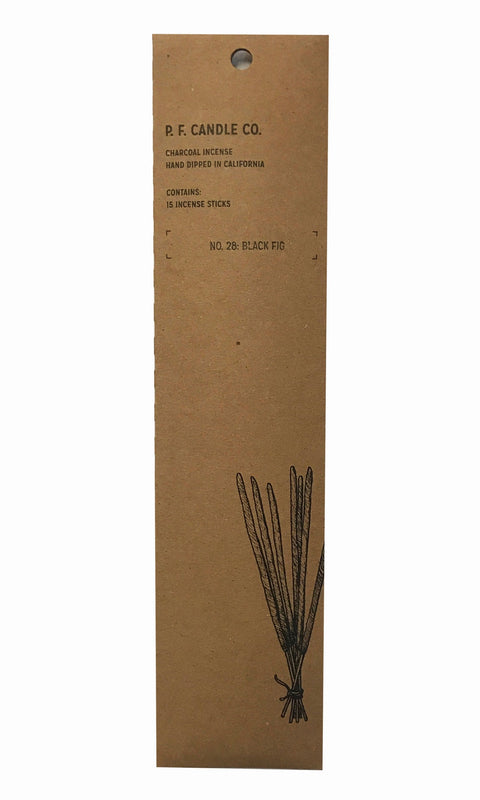 Incense - Black Fig