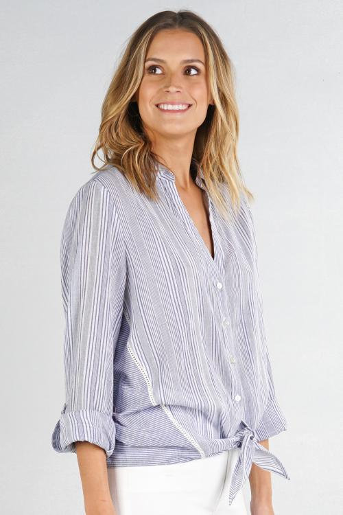 Classic Summer Button Down