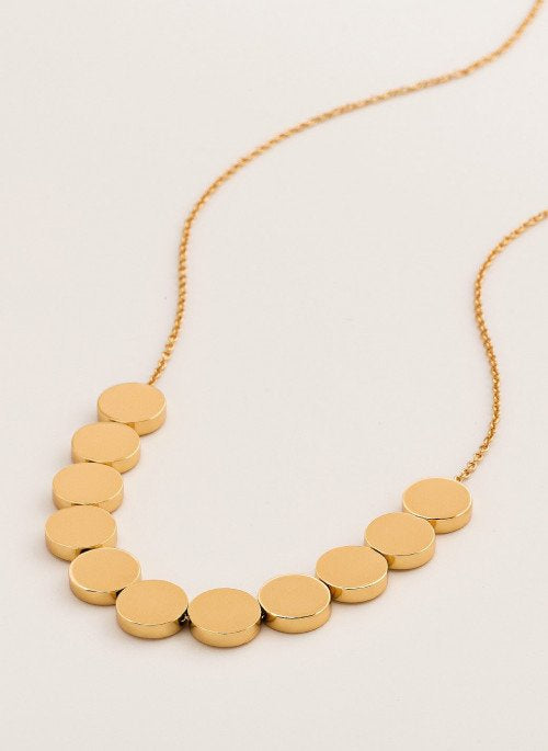 Jagger Adj. Necklace - Gold