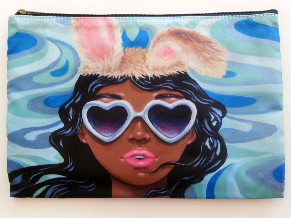 Love Bunny Makeup Bag