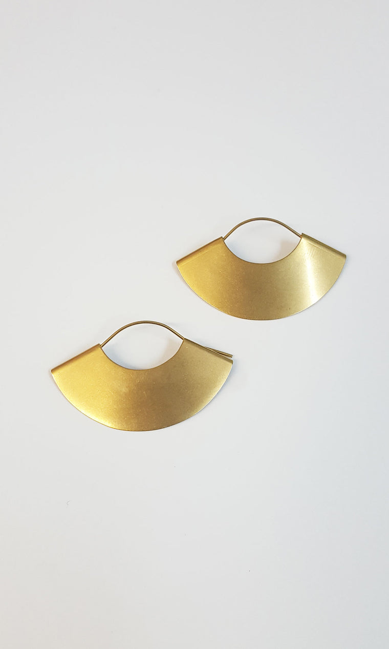 Sabira Earrings - Gold