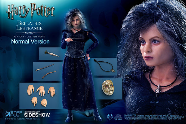 SIDESHOW Bellatrix Lestrange 1/8 Collectible Figure (SHIPS JANUARY 2020)
