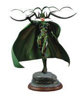 MARVEL PREMIER COLLECTION HELA STATUE (SHIPS DECEMBER 2019)