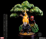 Deadpool x Ghost Rider Q-Master Diorama (SHIPS JUNE 2020)