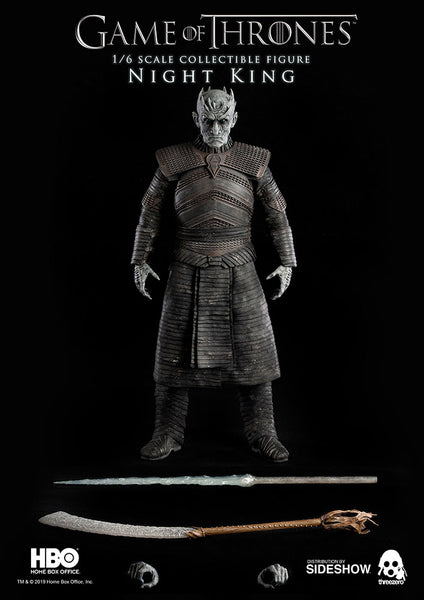 Night King Sixth Scale Figure 1/6 (SHIPS AUGUST 2020)
