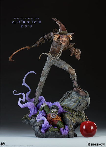 Scarecrow Premium Format Figure (SHIPS SEPTEMBER 2020)