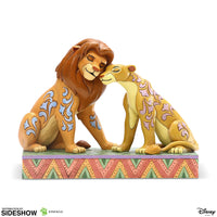 Simba and Nala Snuggling Figurine (SHIPS JANUARY 2020)