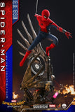 SIDESHOW HOT TOYS Spider-Man Deluxe Version (SHIPS DECEMBER 2020)