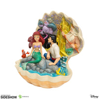 The Little Mermaid Shell Scene Figurine (SHIPS FEBRUARY 2020)