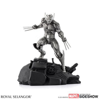 SIDESHOW Wolverine Pewter Collectible Royal Selangor (SHIPS OCTOBER 2019)