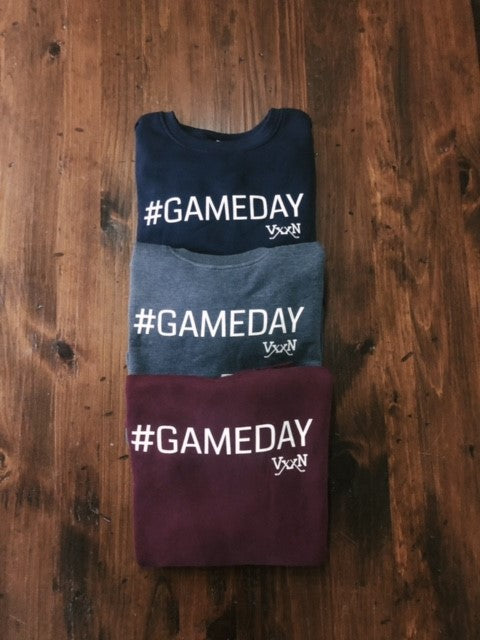 Gameday Crewneck Sweatshirt