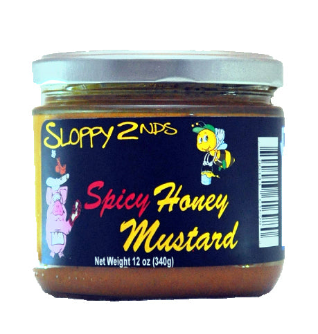 Spicy Honey Mustard