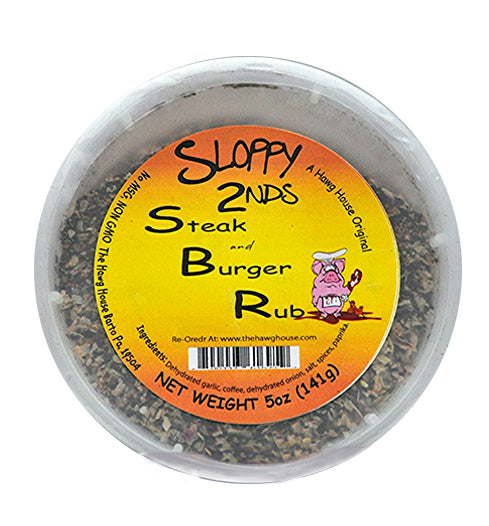 Steak & Burger Rub