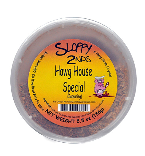 Hawg House Seasoning