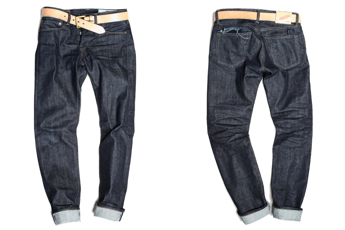 ROGUE TERRITORY : PROPRIETARY 15.25 OZ DENIM