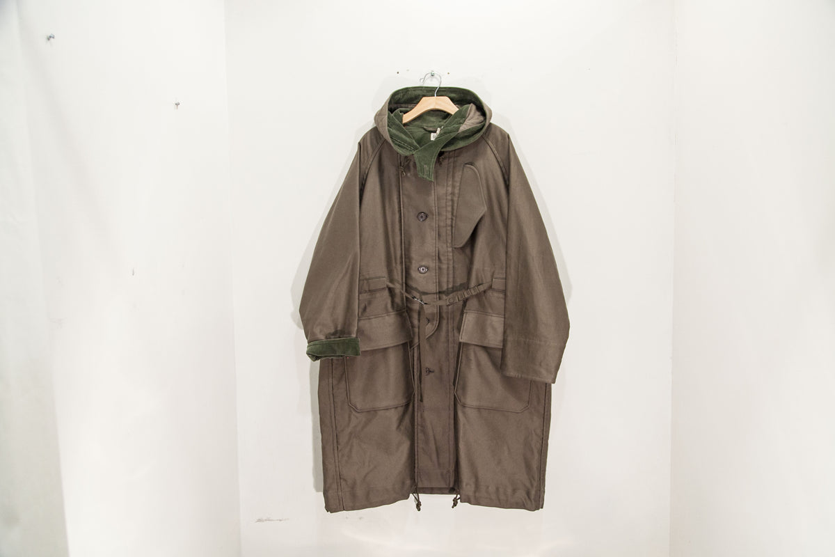 "DETAILS: KAPTAIN SUNSHINE ""COLD WEATHER COAT"""