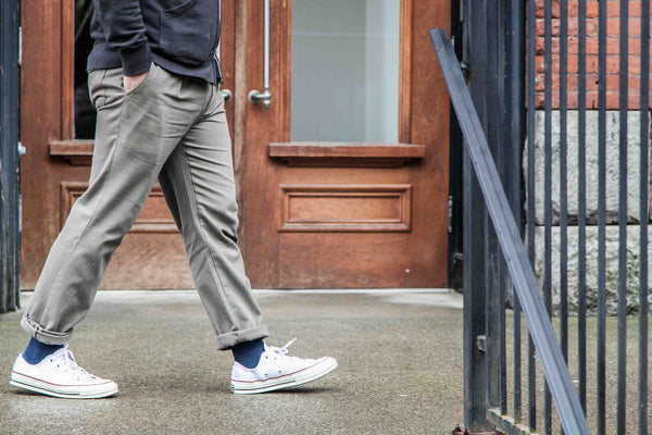 "American Casual ft. Merry Company ""Pleated Trouser"""