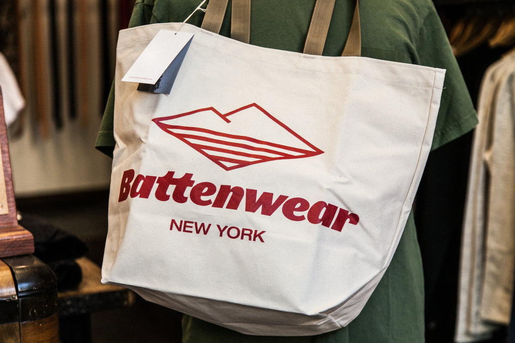 Battenwear : Totes & Tees