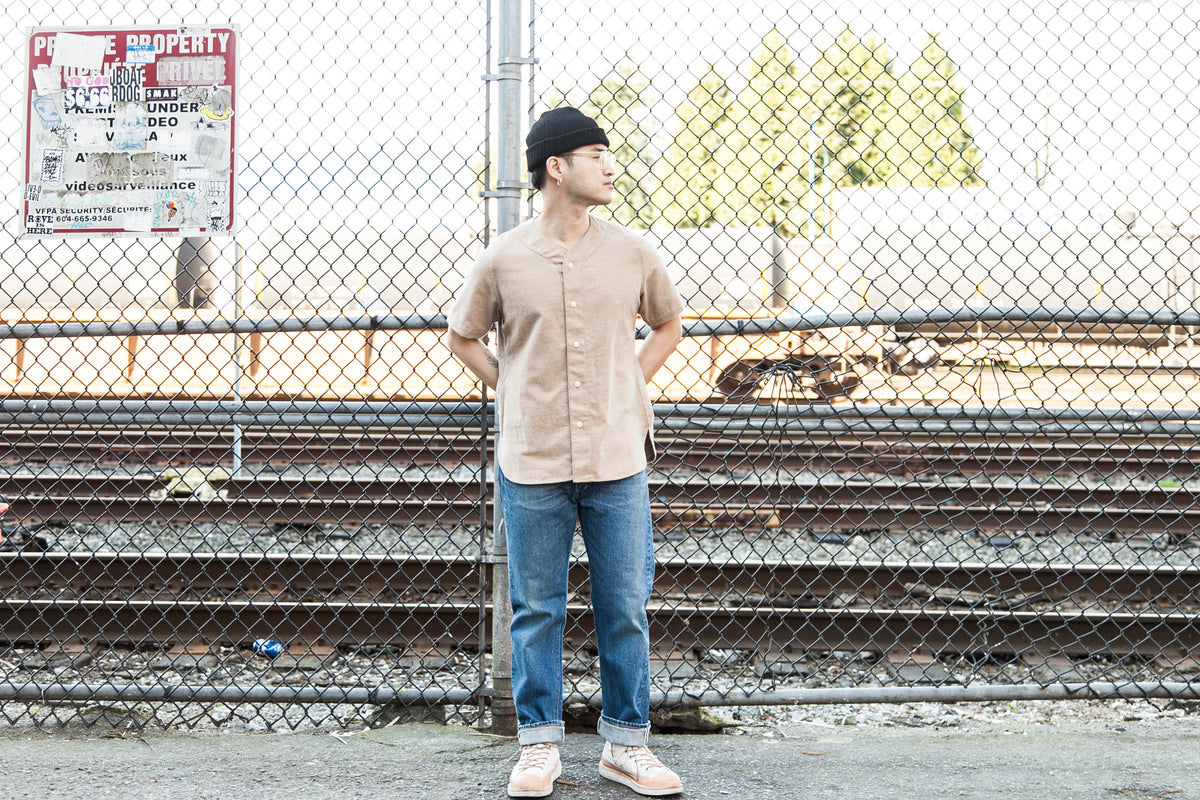 SS18: 3SIXTEEN | ORSLOW