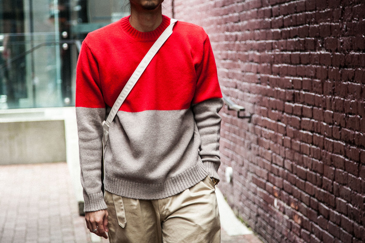 SWEATER SALE: 30% OFF COUNTRY OF ORIGIN