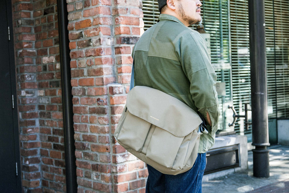 BAG'N'NOUN | LARGE DESERT TRAVEL SHOULDER BAG