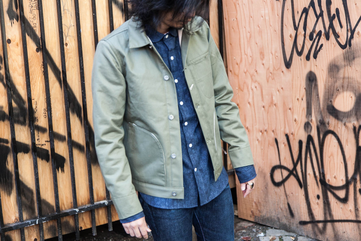 LINED SUPPLY JACKET | RANCHER SHIRT