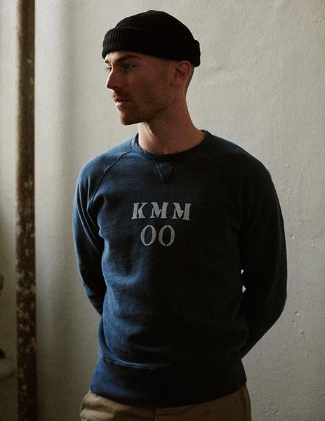 M.M. CREW NECK FLEECE