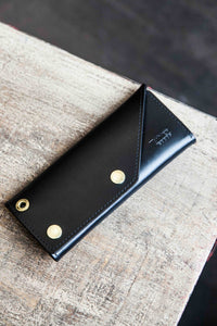WORKMAN WALLET - BLACK