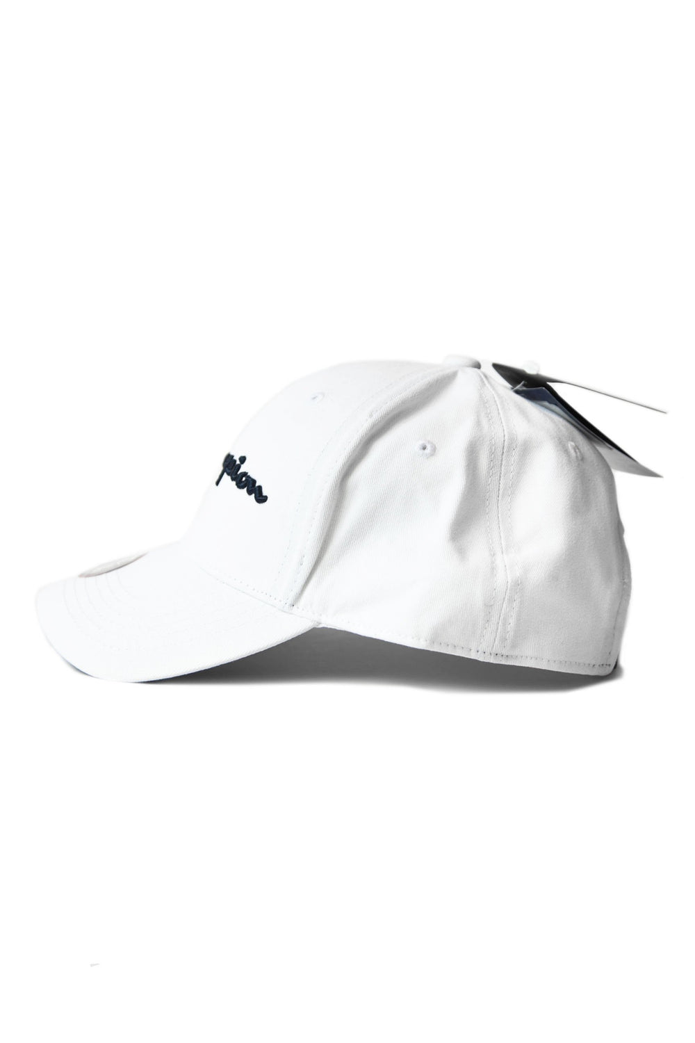 CLASSIC TWILL HAT WHITE