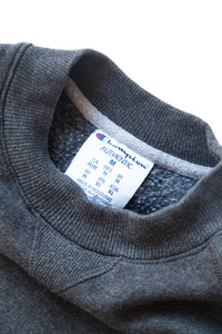 VINTAGE CHAMPION SWEATSHIRT CHARCOAL