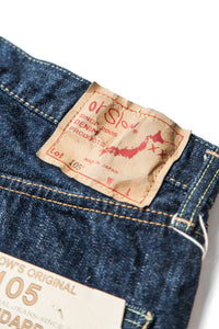105 STANDARD DENIM ONE WASH