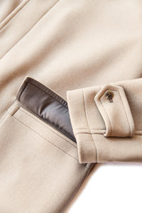 TRAVELER COAT CAMEL