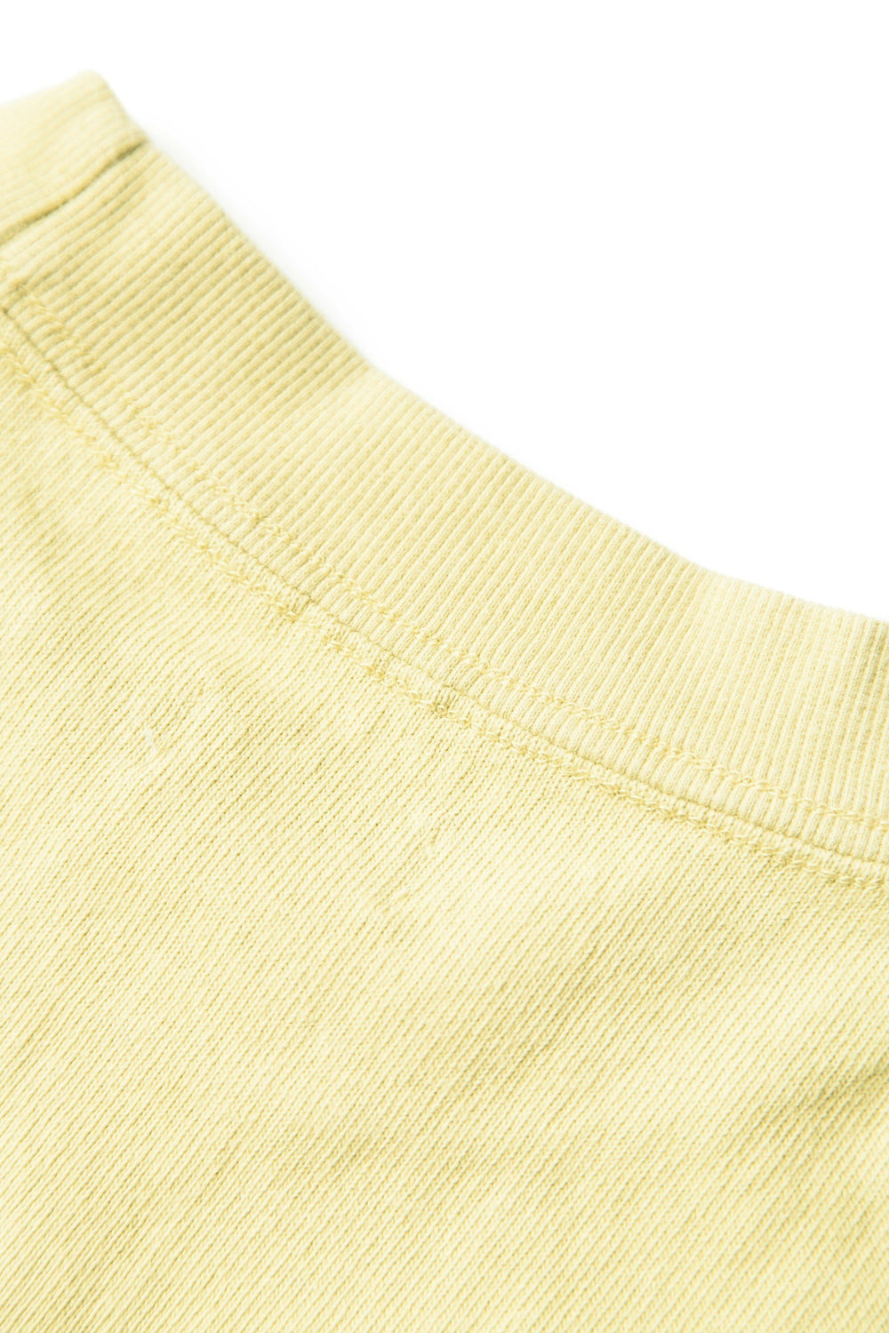 HEAVYWEIGHT OVERSIZED TEE LEMONGRASS