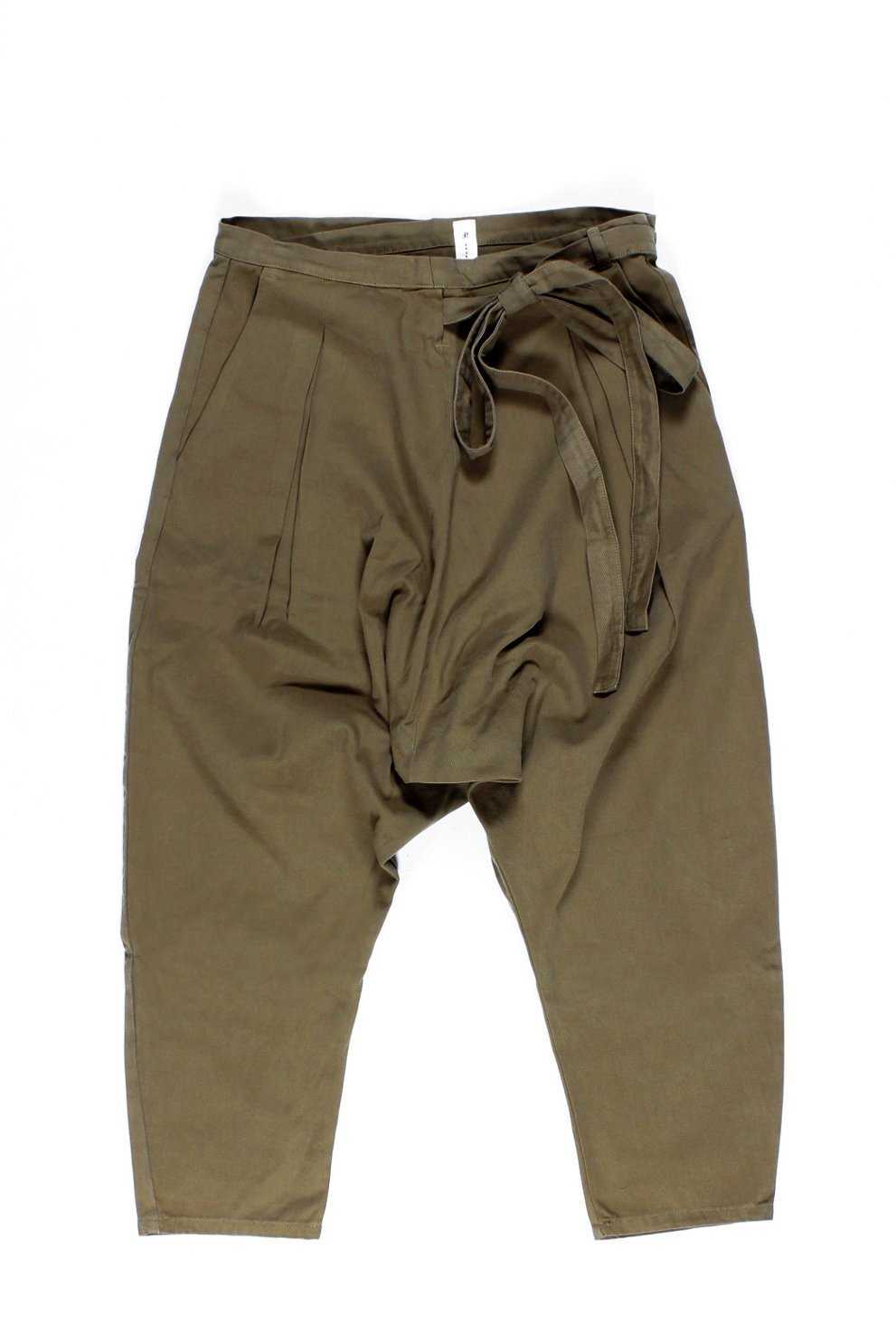 "MOMOHIKI PANTS ""COFFEE"""
