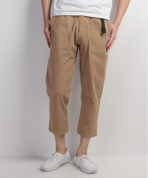 LOOSE TAPERED EASY PANTS - CHINO