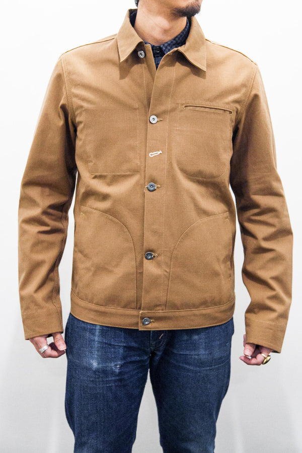 SUPPLY JACKET - COPPER CANVAS