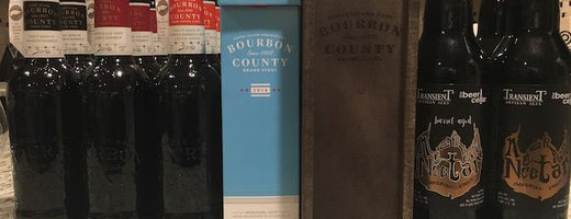 Have a Drink Friday - Goose Island Bourbon County Brand Stout
